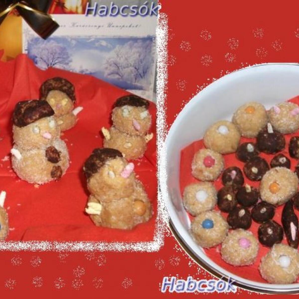 Ezen a képen: Kekszes hóemberkék és golyócskák