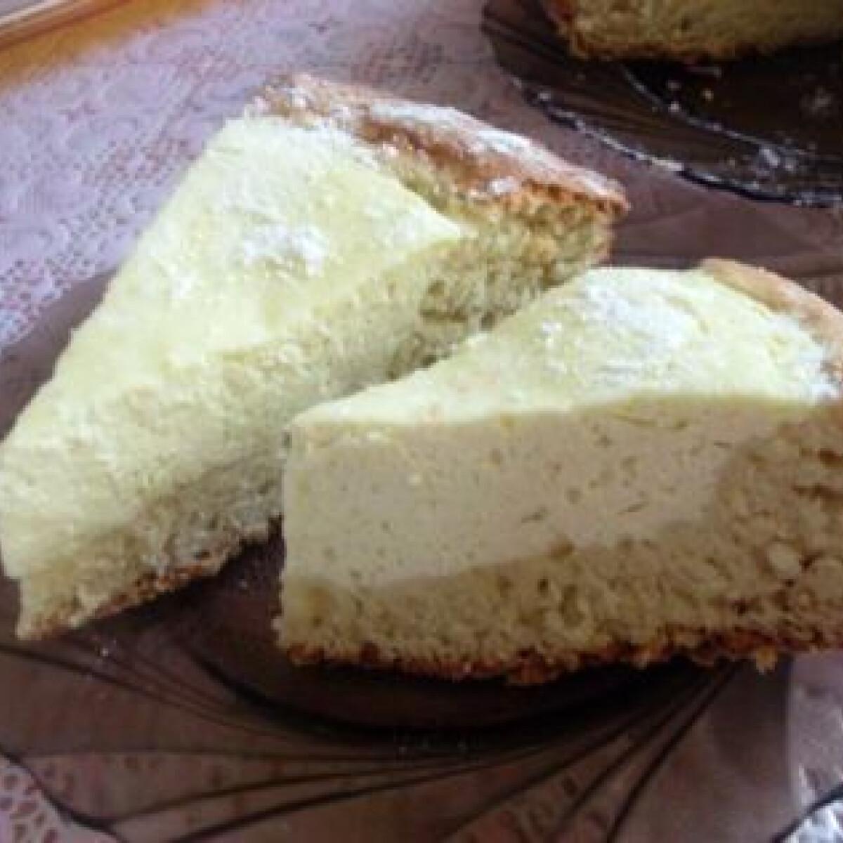 Ezen a képen: Túrós pite Bebuska konyhájából