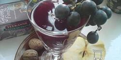 Gyümölcsös gyümölcstea-zselé