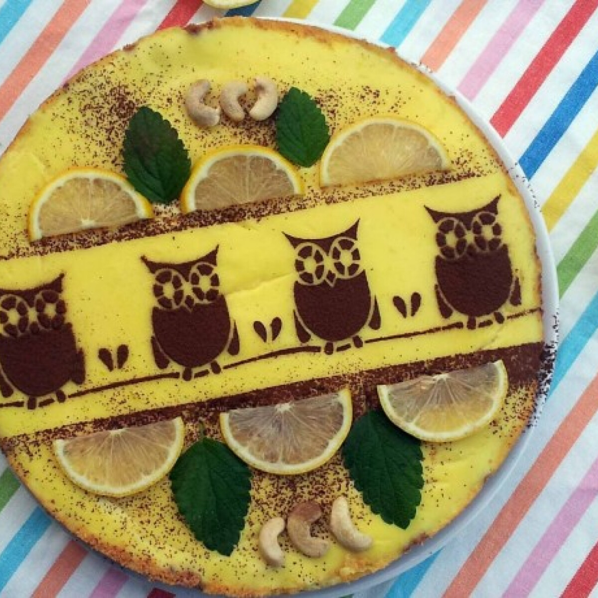 Fanyar citromtorta