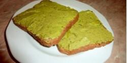 Mustáros-majonézes avokádókrém