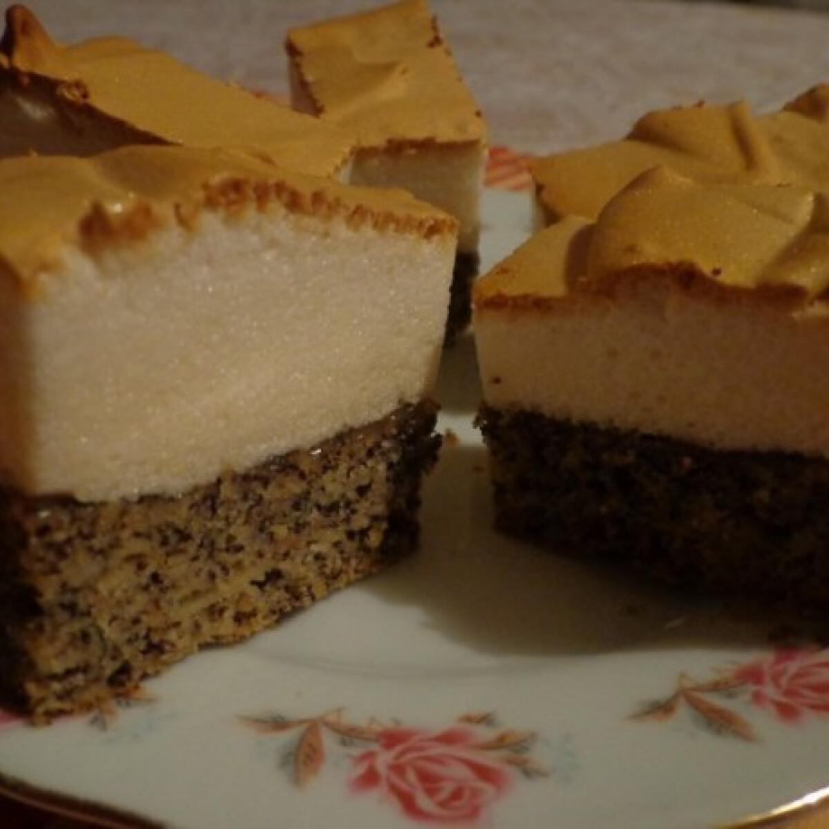 Ezen a képen: Almás-mákos gluténmentesen