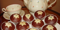 Narancsos-kakaós muffin