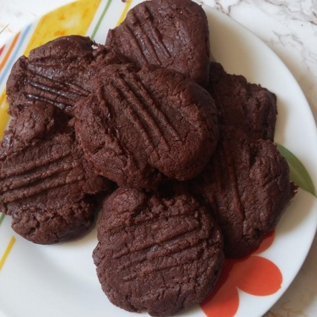 Ezen a képen: Amerikai cookie 20 perc alatt