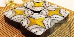 Négytenger tekercs - sushi profiknak
