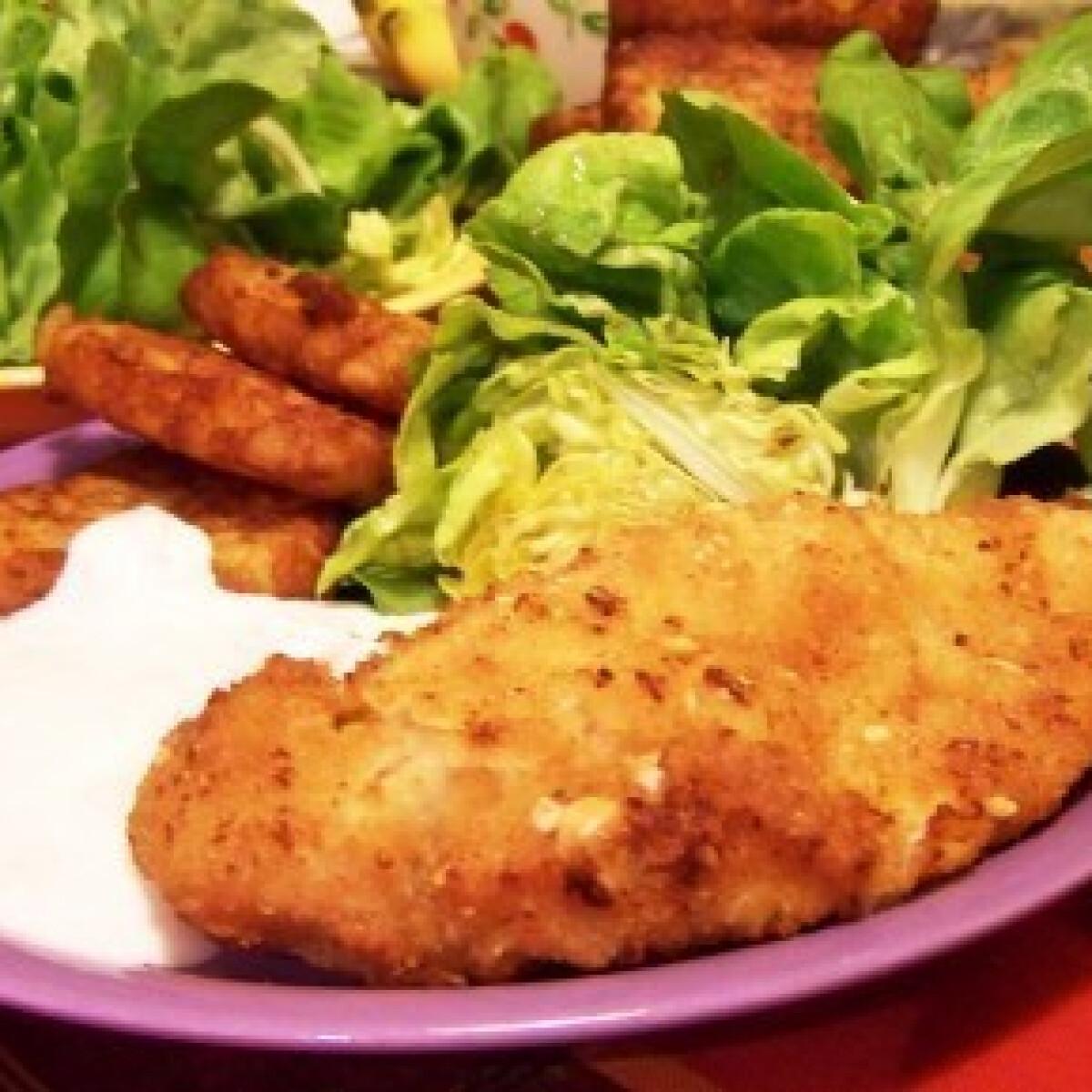 Ezen a képen: Mogyorós csirkemell 2.