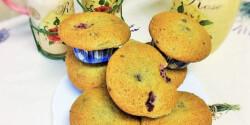 Gyümölcsös muffin alaprecept lilisz konyhájából